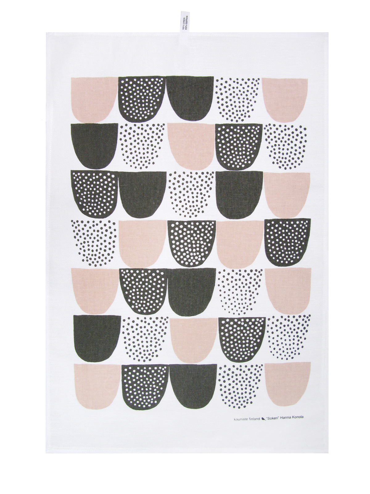 Sokeri pink Kitchen towel