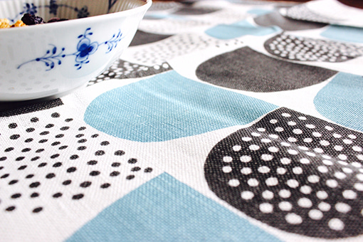 Sokeri blue Place mat