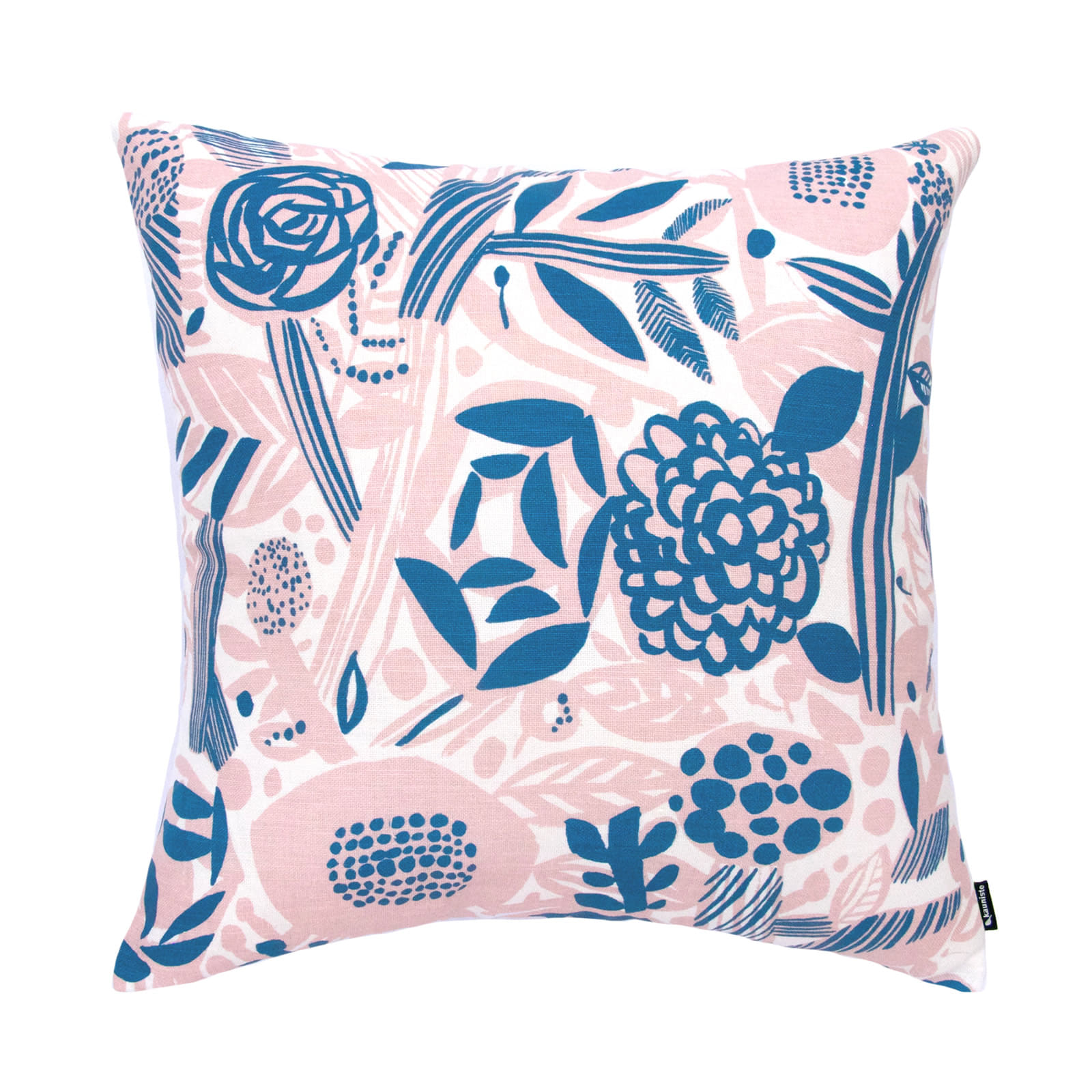 Potpourri blue Cushion Cover